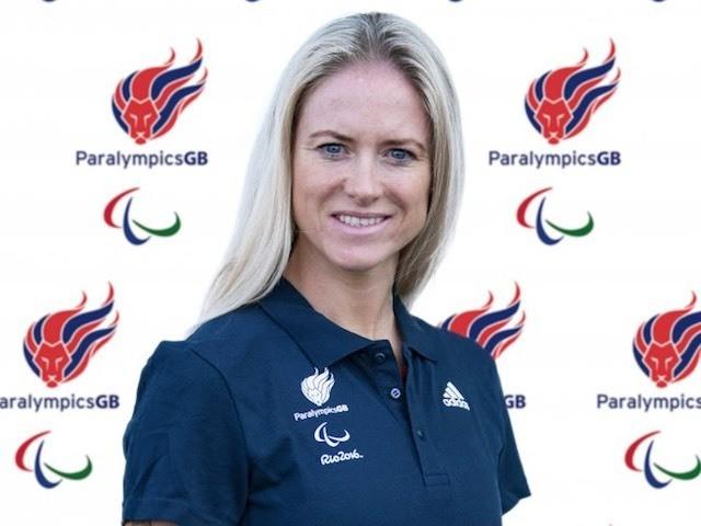 ParalympicsGB triathlete Faye McClelland