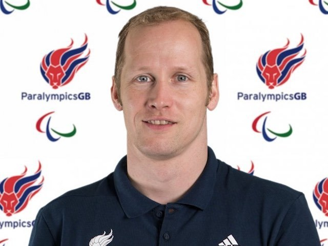 ParalympicsGB swimmer Sascha Kindred