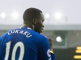 Romelu Lukaku gets fantasy points galore, especially as captain, after scoring the opening goal in his side's Premier League clash with West Ham United at Goodison Park on October 30, 2016