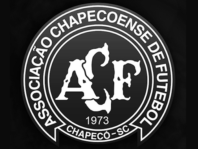 The logo of Brazilian Serie A side Chapecoense