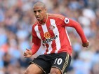 Wahbi Khazri in action for Sunderland on August 13, 2016