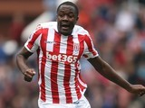 Giannelli Imbula in action for Stoke City on September 10, 2016