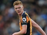 Sam Clucas in action for Hull City on September 16, 2016