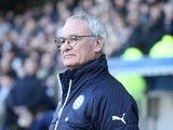 Leicester City manager Claudio Ranieri at the FA Cup match against Millwall on February 18, 2017