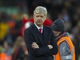 Arsenal manager Arsene Wenger on the touchline during the match against Liverpool on March 4, 2017