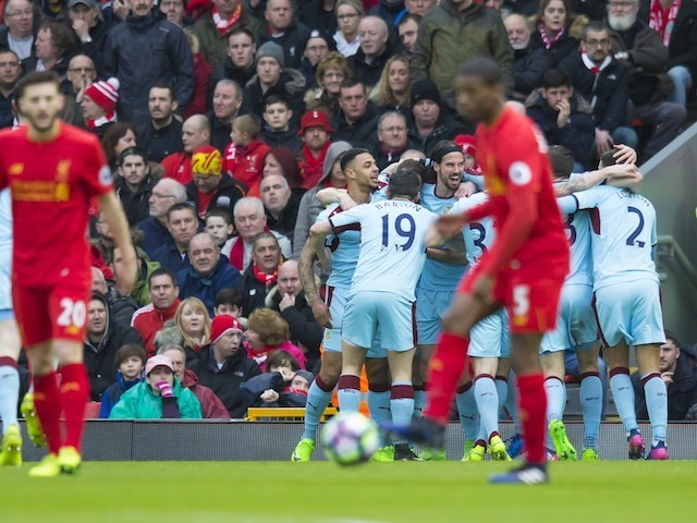 EPL 2016/17: Liverpool 2-1 Burnley, 5 Talking Points