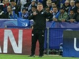 Leicester City manager Craig Shakespeare during the Champions League match against Sevilla on March 14, 2017
