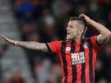 Jack Wilshere in action during the Premier League game between Bournemouth and Swansea City on March 18, 2017