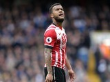 Ryan Bertrand in action during the Premier League game between Tottenham Hotspur and Southampton on March 19, 2017
