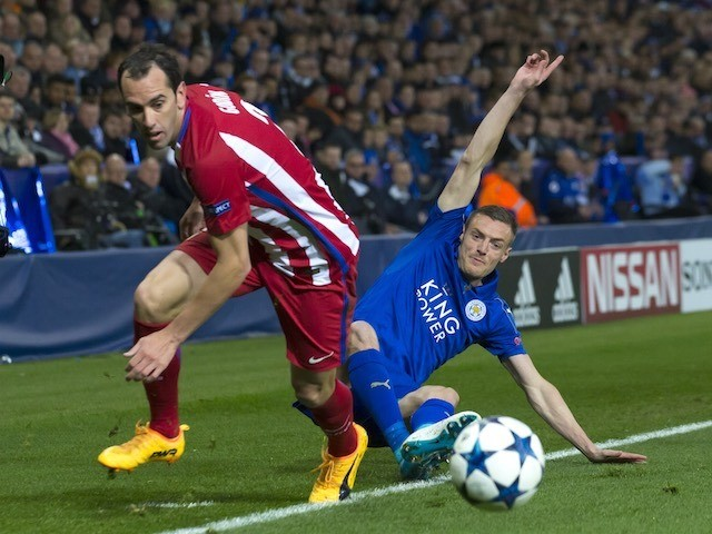 Leicester went down fighting in Champions League quarterfinals