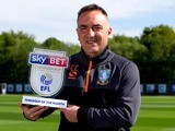 Sheffield Wednesday manager Carlos Carvalhal poses with his manager of the month award for April 2017