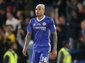Chelsea's Kenedy during the Premier League match against Watford on May 15, 2017
