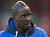 Crystal Palace's Mamadou Sakho before the Premier League match against Liverpool on April 23, 2017